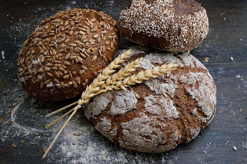 Die vegane Ernährungspyramide | Getreide