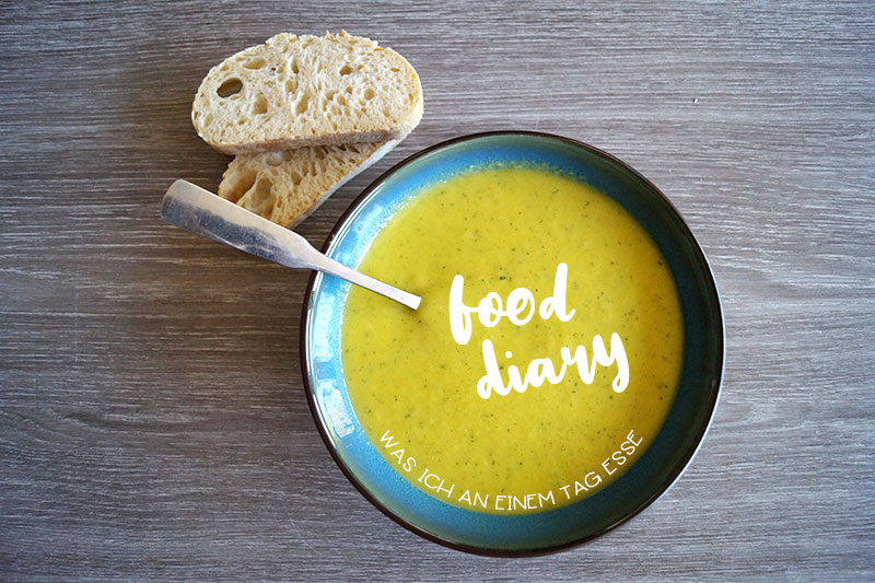 Food Diary #1   Was ich als Veganer esse   What I eat in a day as a vegan   einfach vegan